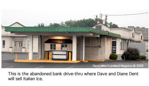 Ice-build