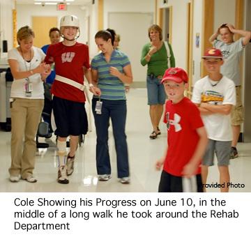 Cole-progress