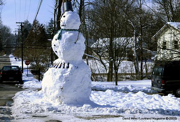 Gig-snowma