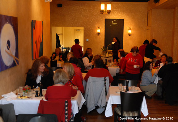Fine Restaurant Dining In Loveland At Tano Bistro Catering
