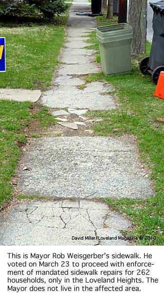 Weissidewalk