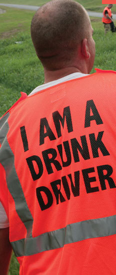 u201cThere isnu0027t a Halloween costume clever enough to hide an impaired driver who has made the poor decision to get behind the wheelu201d said Jennifer Bierer ... & Drunk Divers Canu0027t Hide Behind Halloween Costumes (Loveland Magazine)