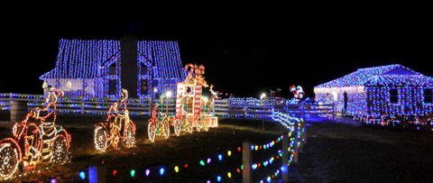 The Christmas Ranch.The Christmas Ranch In Morrow Ohio Loveland Magazine