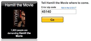 Hamill-demand