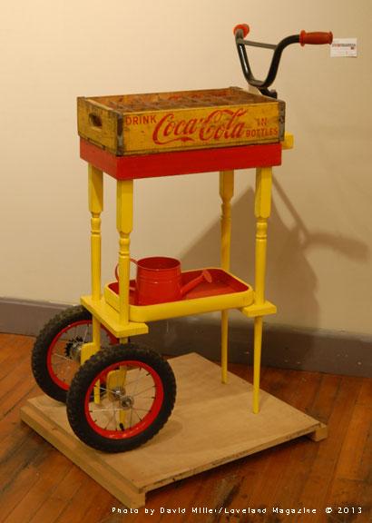 Coke-cart