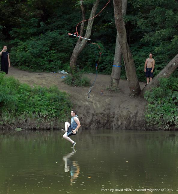 River-swing
