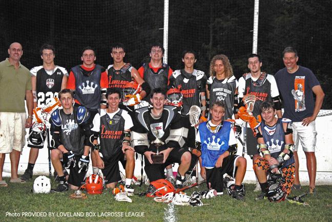 Lacrosse-finals