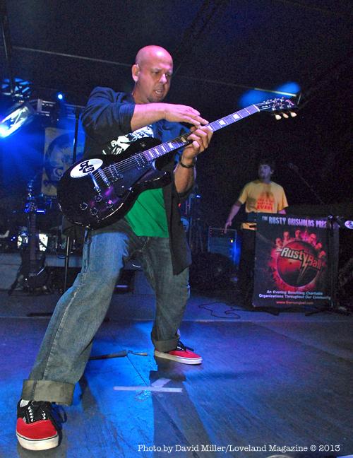 Rusty-band