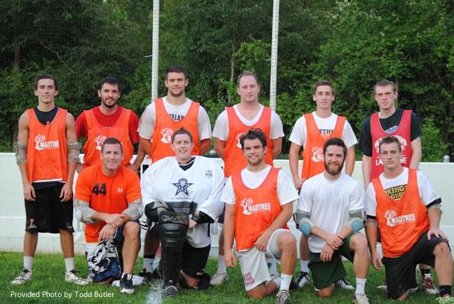 Box-lacrosse