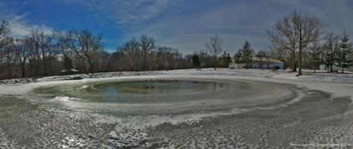 Frozen-symmes-park-pond