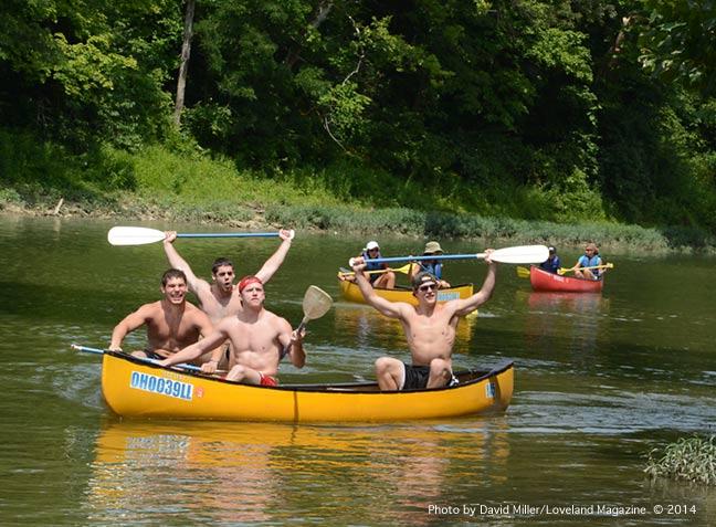 Football-canoe