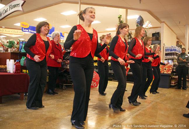 Val-dancers