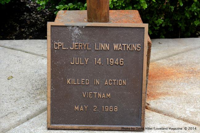 Watkins-plaque