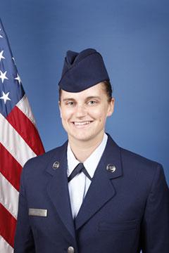 Katie Wheeler graduates Air Force basic training (Loveland Magazine)