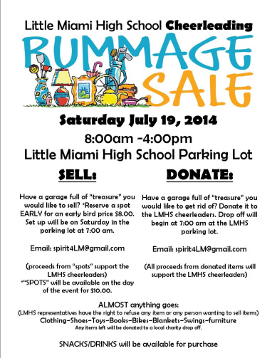 14-15+lmhs+cheer+rummage+sale