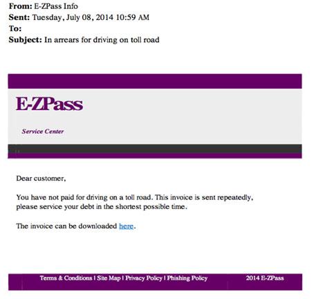 Ez-pass